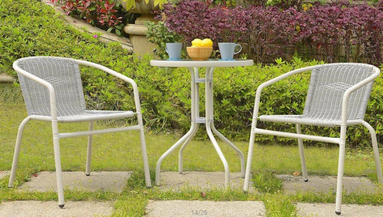 prestington 2 sitzer loungem bel set conversation bewertungen. Black Bedroom Furniture Sets. Home Design Ideas