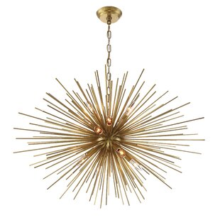 Wendler 12-Light Sputnik Chandelier
