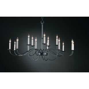 Hubbardton Forge 15-Light Chandelier