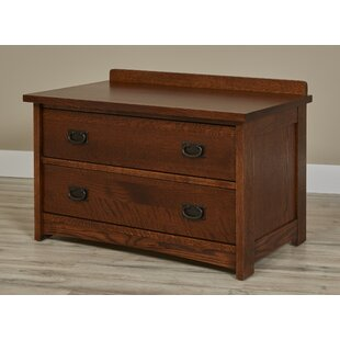 Linnea Blanket 2 Drawer Dresser