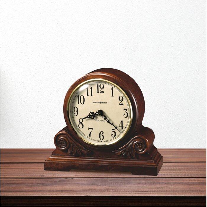 Desiree Chiming Quartz Mantel Clock