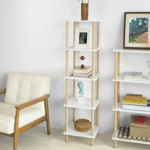 Damen Bookcase By 17 Stories