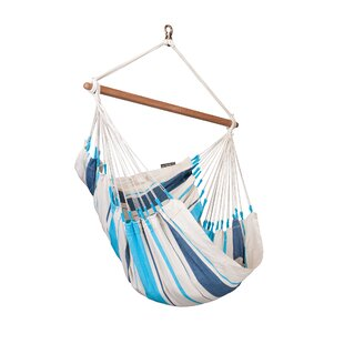 LA SIESTA CARIBEÑA Cotton Chair Hammock