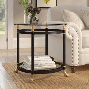 Janise End Table by Willa ..