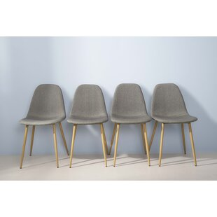 Dorian Upholstered Dining Chair (Set of 4) by George Oliver