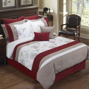 Eloise 8 Piece Comforter Set by Hallmart Collectibles