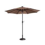 Coggeshall LED Lighted 9 Market Umbrella