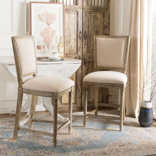 Venturini 26 Bar Stool (Set of 2) Longshore Tides