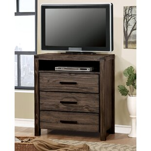 Ivy Bronx Matson 3 Drawer Media Chest
