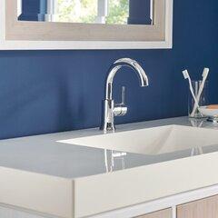 1 Hole Bathroom Sink Faucets Joss Main