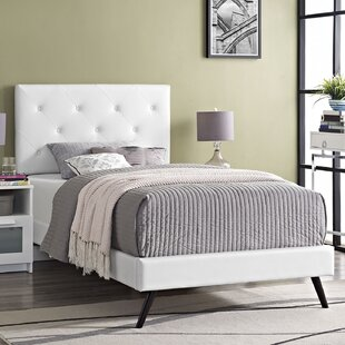 Latitude Run Ziemer Upholstered Platform Bed