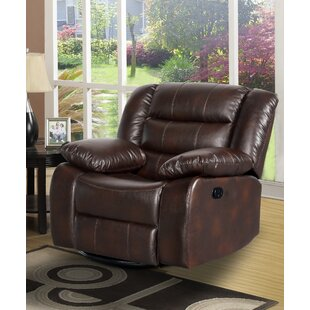 Trista Manual Swivel Recliner