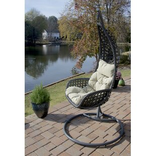 San Marino Hanging Egg Swing Chair With Stand