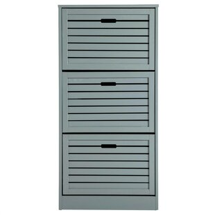 12 Pair Overdoor Shoe Storage Cabinet By Beachcrest Home