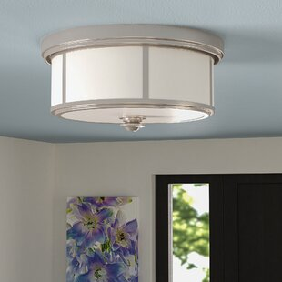 Athens 2-Light Flush Mount..