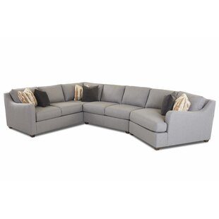 Donalson Sectional by Mercury Row