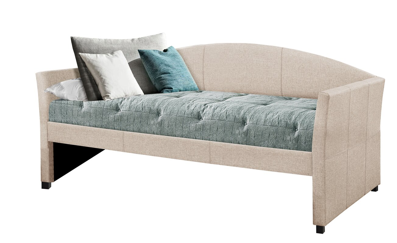 default_name - Andover Mills Alvina Upholstered Daybed & Reviews Wayfair