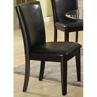 Dunnell Upholstered Dining Chair (Set of 2)