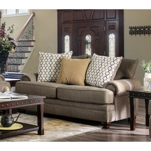 Canora Grey Warnell Loveseat