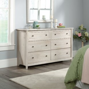 Lamantia 6 Drawer Double Dresser