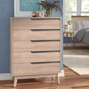 Ezra 5 Drawer Chest