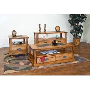 Loon Peak Fresno Coffee Table Set