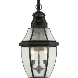 Mellen 2-Light Incandescent Outdoor Wall Lantern by Three Posts