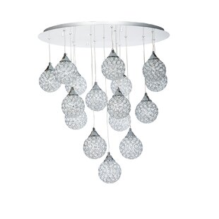 Thadine 16-Light Pendant by House of Hampton