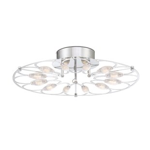 Sudduth 12-Light LED Semi Flus..
