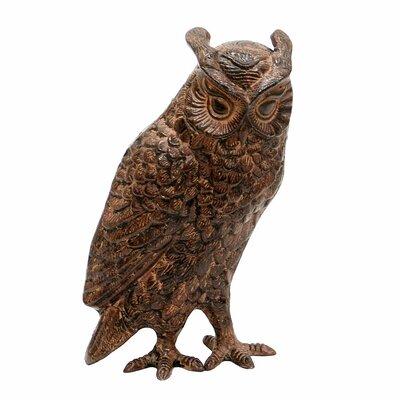 ACHLA Screech Owl Statue