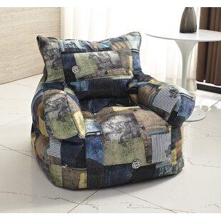 Print Bean Bag Chair
