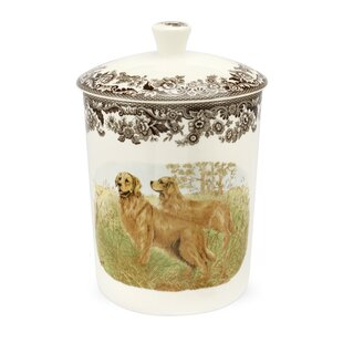 Woodland 2 qt. Pet Treat Jar