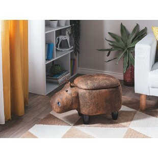 Deeds Children's Footstool And Ottoman By Zoomie Kids