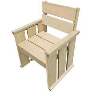 Radersburg Garden Chair By Union Rustic