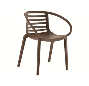 Mambo Stacking Patio Dining Chair