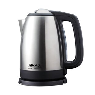 1.7 Liter Stainless Steel Electric Tea Kettle