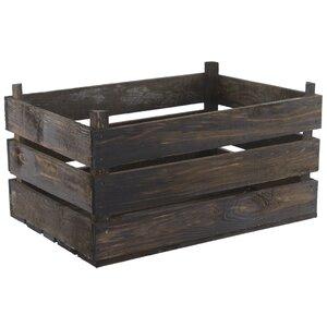 Kiste Rustic aus Holz von Castleton Home