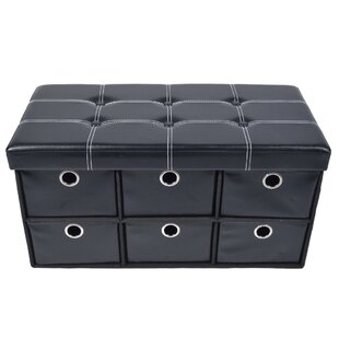 Rebrilliant Collapsible Cocktail Ottoman