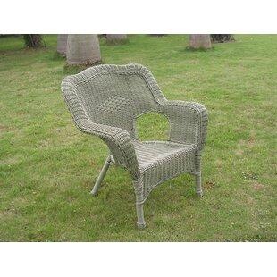 Narron Steel Deep Seating Patio Chair