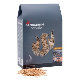 Alder Wood Chips By Landmann
