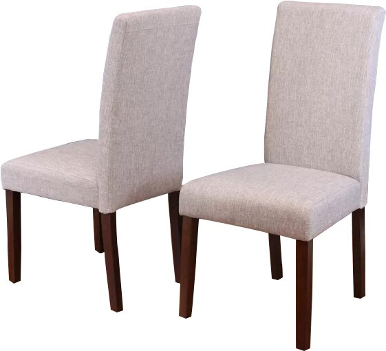Exceptionnel Andover Mills Moseley Upholstered Parsons Chair U0026 Reviews | Wayfair