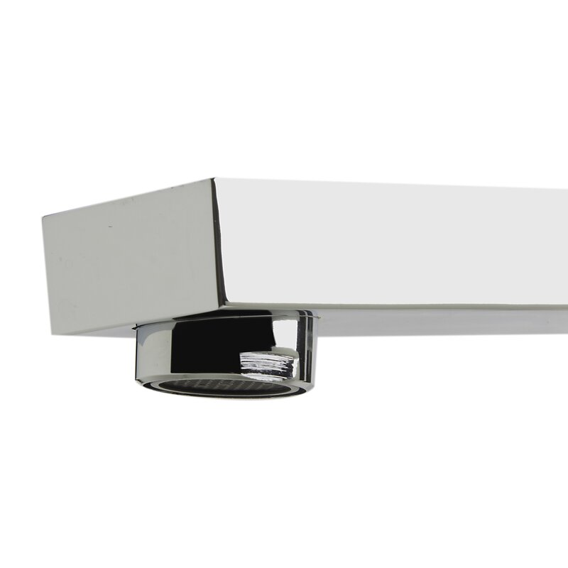 Alfi Brand Single Lever Deck Mount Tub Filler with Square Hand Held ...