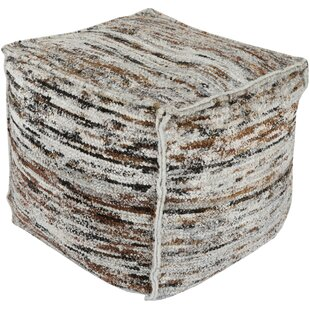 Cadwell Pouf by Bungalow Rose
