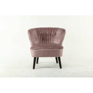 Everly Quinn Waverly Hall Slipper Chair