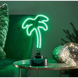 Review Texas Palm Tree Lamp