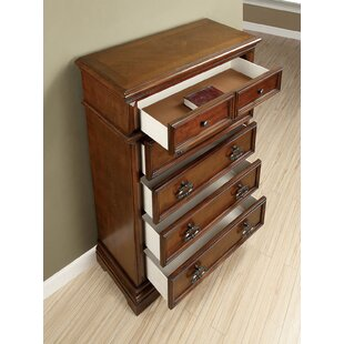 Taraval 5 Drawers Chest