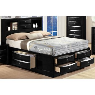 Mulcahey Storage Platform Bed