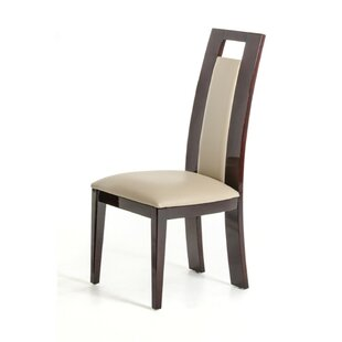 Concepcion Upholstered Dining Chair (Set of 2) Brayden Studio