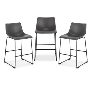 Pedersen 24 Bar Stool (Set of 3)