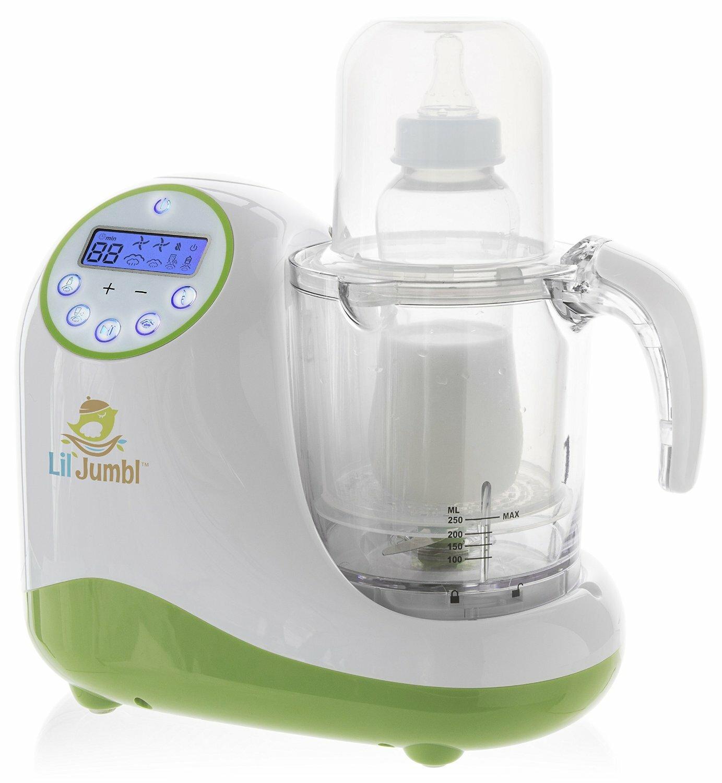 Baby Safe Lb 003 Food Maker Steam And Blender Daftar Harga Babysafe Dan Lil Jumbl Meal Pro